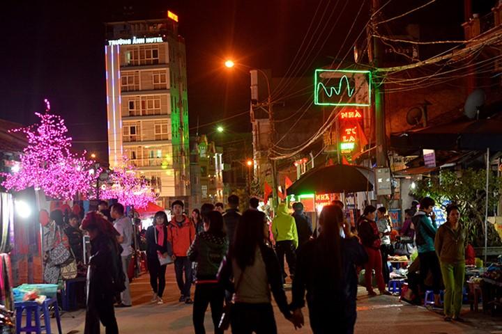 Местечко Донгван в красивейший сезон года - ảnh 11