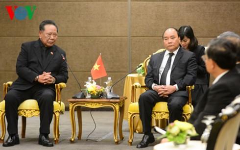 Премьер Вьетнама принял председателя Общества таиландско-вьетнамской дружбы - ảnh 1