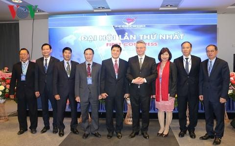Создан Союз обществ вьетнамцев в Европе - ảnh 1