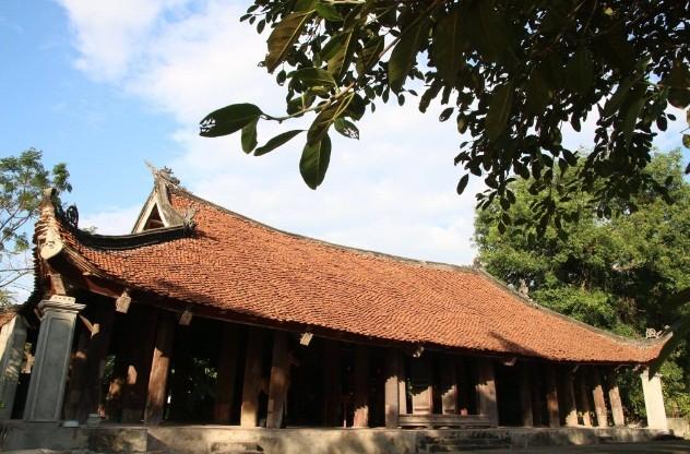 Общинный дом – сооружение, тесно связанное с историей деревни - ảnh 1