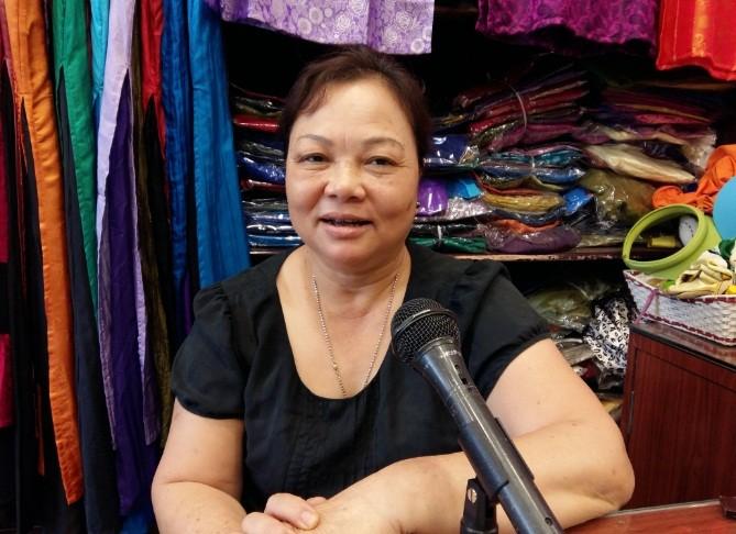 Шёлковое ткачество деревни Ванфук – ремесло с тысячелетней историей - ảnh 3