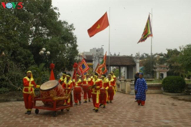 Деревня наследия Биньда в пригороде Ханоя - ảnh 4