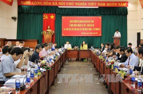 Привлечение иностранных инвестиций в провинции Центрального Вьетнама и плато Тэйнгуен - ảnh 1
