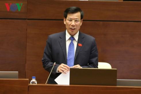 Избиратели Вьетнама высказали мнение по депутатским запросам 14 июня - ảnh 1