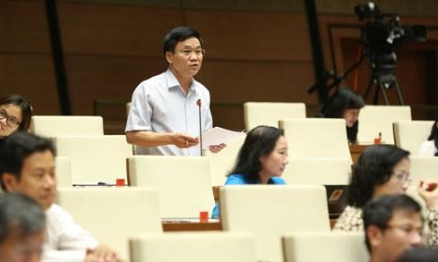 В парламенте Вьетнама обсудили исправленный Закон о жалобах - ảnh 1