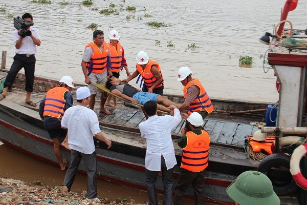 Вьетнам обменялся опытом создания системы раннего оповещения и поисково-спасательной работы - ảnh 1