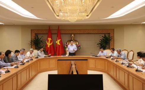 Правительство Вьетнама пристально следит за макроэкономическими тенденциями - ảnh 1