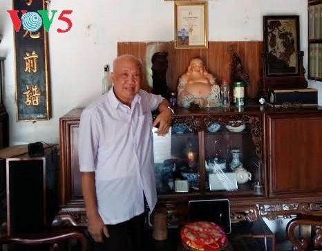 Квинтэссенция столярного ремесла деревни Тянгшон - ảnh 1