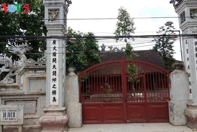 Квинтэссенция столярного ремесла деревни Тянгшон - ảnh 3