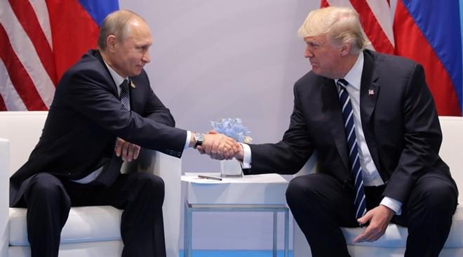 Состоялись переговоры между президентами России и США в кулуарах саммита G20 - ảnh 1