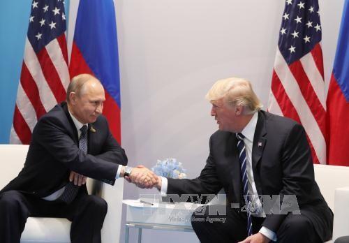 Трамп: Пришло время конструктивного сотрудничества с Россией - ảnh 1