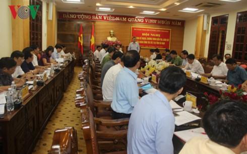 Вьетнам усиливает работу по борьбе с коррупцией - ảnh 1