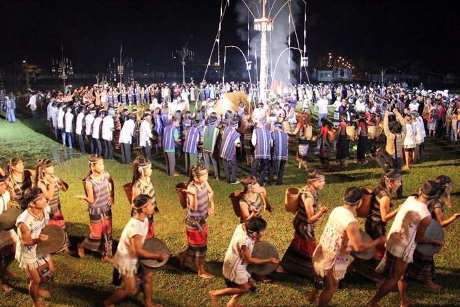 Объявлен первый праздник культуры, спорта и туризма народностей плато Тэйнгуен - ảnh 1
