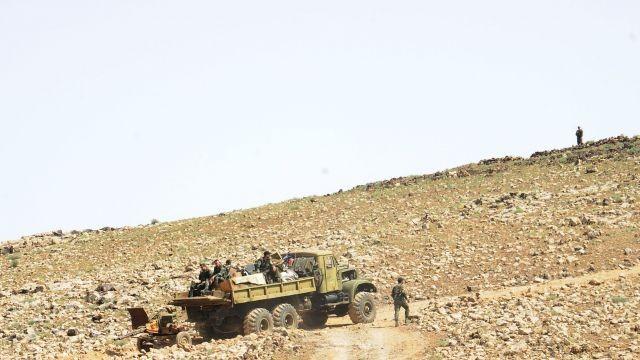 Армия Сирии освободила два населённых пункта к востоку от Ракки - ảnh 1