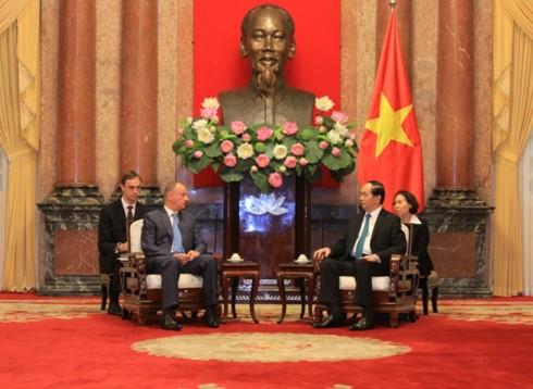 Вьетнам желает усиливать сотрудничество с РФ в обеспечении безопасности - ảnh 1