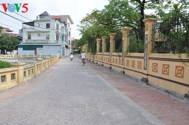 Деревня Донгнгак – земля лауреатов конкурсных экзаменов - ảnh 4