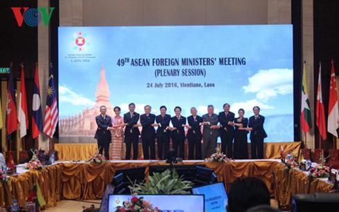 Вьетнам вносит достойный вклад в развитие АСЕАН - ảnh 1