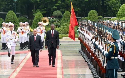 Вьетнам и Мозамбик укрепляют двусторонние отношения - ảnh 1