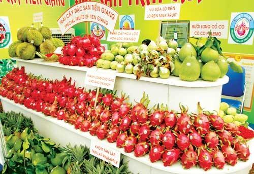 Расширение рынка экспорта овощей и фруктов Вьетнама - ảnh 1