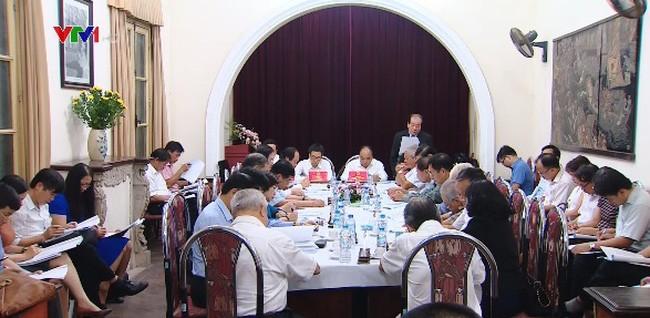 Нгуен Суан Фук провел рабочую встречу с Союзом обществ литературы и искусства Вьетнама - ảnh 1