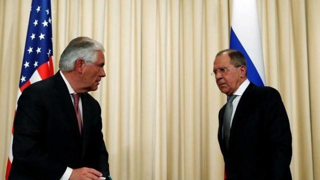 Лавров и Тиллерсон провели переговоры в кулуарах конференций АСЕАН - ảnh 1