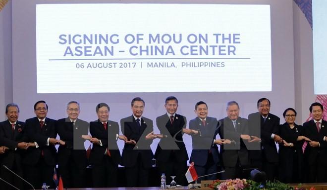 АСЕАН и 10 стран-партнёров приняли Заявление об основных направлениях сотрудничества - ảnh 1