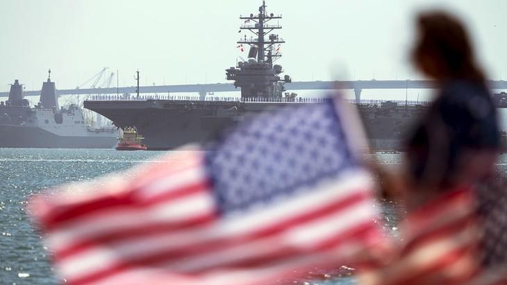 Россия озабочена сообщениями о строительстве центра ВМС США на Украине - ảnh 1