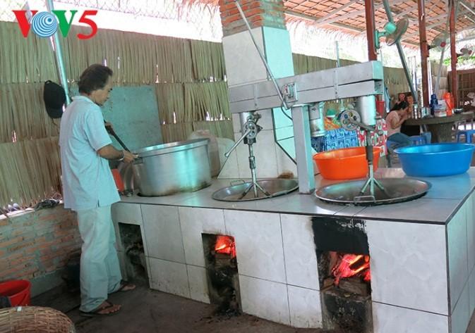 Кокосовые пальмы в провинции Бенче - ảnh 3