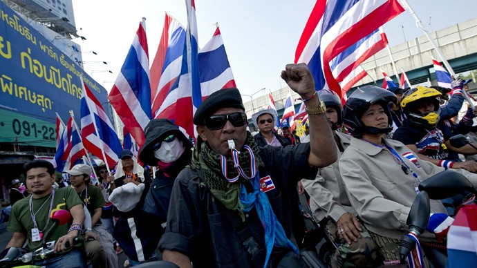 Thailand: bombing targets opposition protesters - ảnh 1