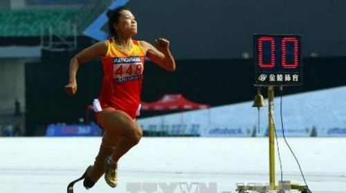 Vietnam ranks 4th at Para Games 7 - ảnh 1
