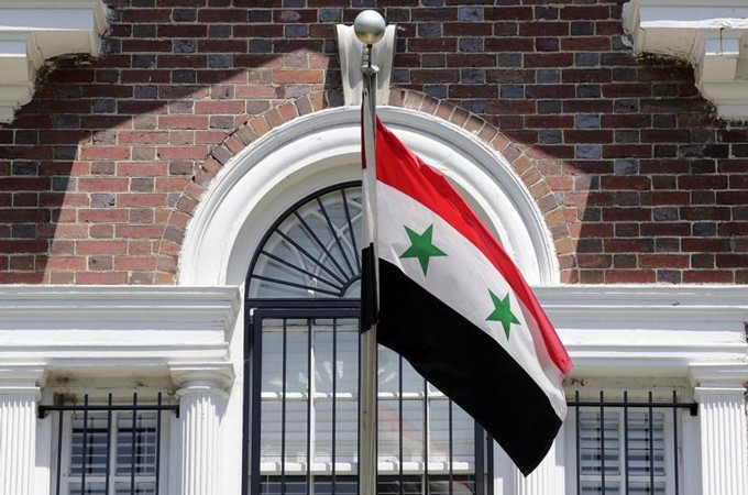 US suspends diplomatic relations with Syria - ảnh 1