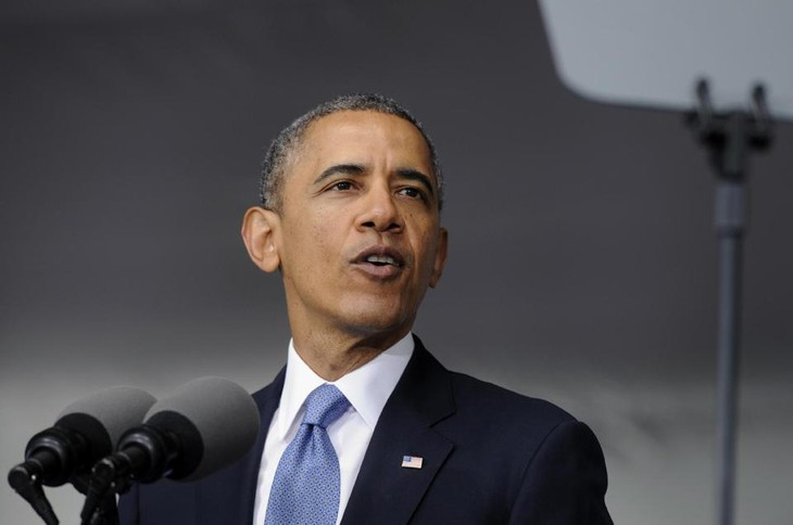 Obama urges US Congress to pass UNCLOS  - ảnh 1