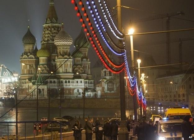 Russia investigates Boris Nemtsov's assassination - ảnh 1