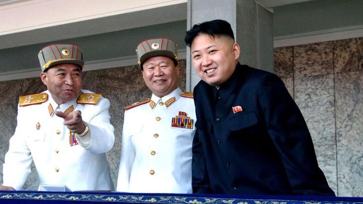 DPRK fires short-range missiles - ảnh 1