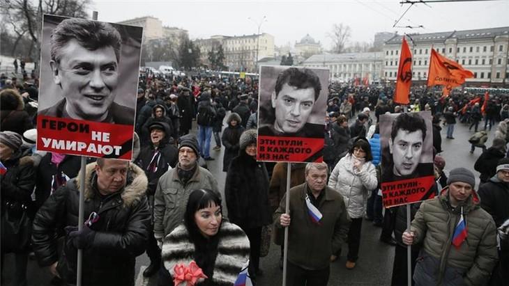 Putin: Nemtsov's murder carries 'political subtext' - ảnh 1