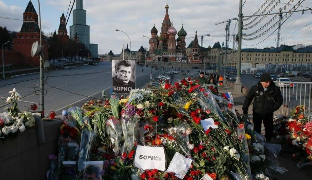 Russia charges two suspects in Nemtsov murder case - ảnh 1