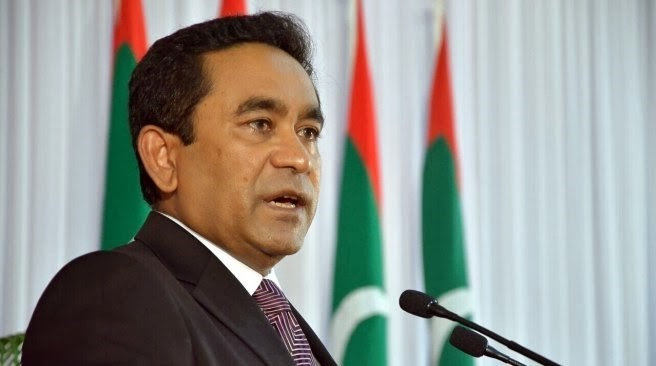 Maldives President hails ties with Vietnam    - ảnh 1