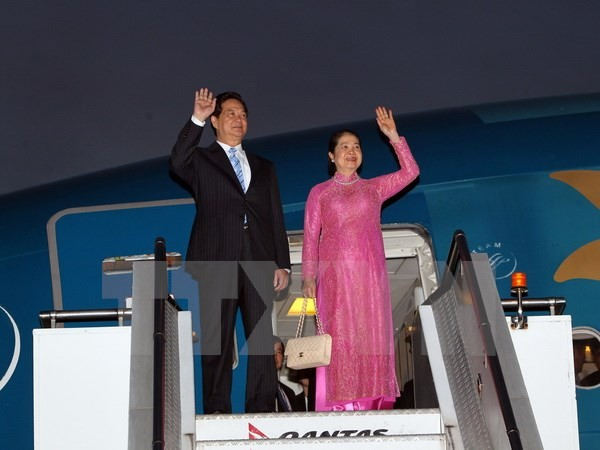 New Zealand welcomes Prime Minister Nguyen Tan Dung's visit - ảnh 1