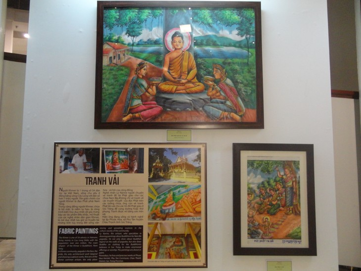 """""""12 typical kinds of Vietnamese folk paintings"""" exhibition  - ảnh 6"""