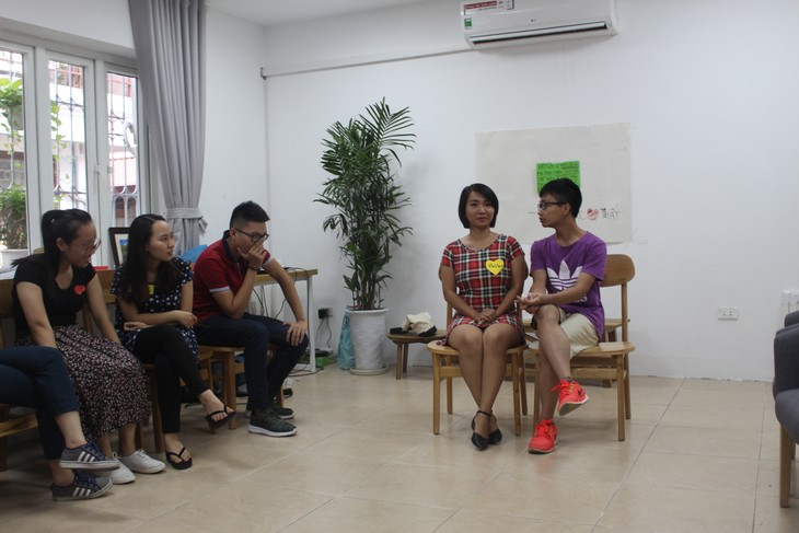 """Young Women Making Change""- a group of young Vietnamese activists on gender equality - ảnh 2"