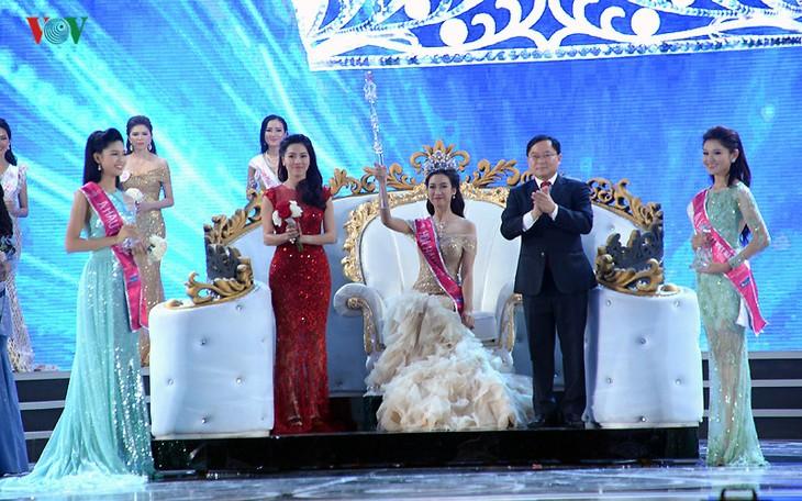 Vietnam beauty pageant 2016  - ảnh 5
