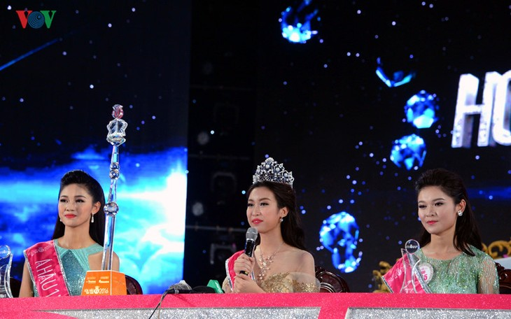 Vietnam beauty pageant 2016  - ảnh 10