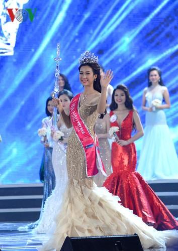 Vietnam beauty pageant 2016  - ảnh 6