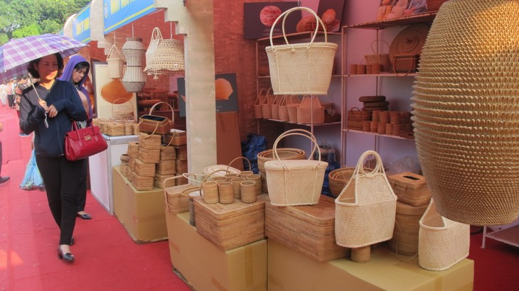 Vietnam Traditional Craft Village Tourism Festival 2016 at Thang Long Imperial Citadel  - ảnh 3