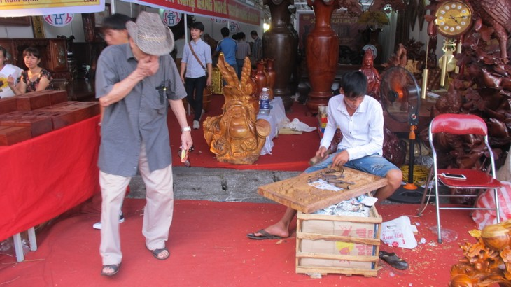 Vietnam Traditional Craft Village Tourism Festival 2016 at Thang Long Imperial Citadel  - ảnh 11