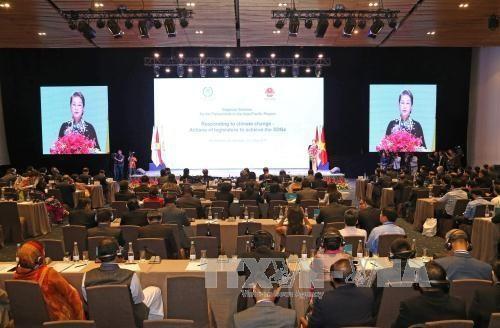 Coordinan acciones por el cumplimiento de las metas de desarrollo sostenible - ảnh 1