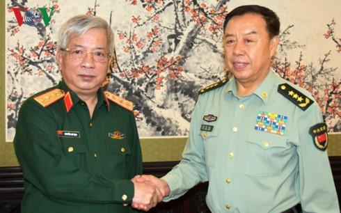 Vietnam y China abordarán tema de defensa fronteriza - ảnh 1