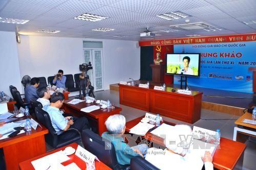Inauguran la ronda final del Premio de Periodismo de Vietnam 2016  - ảnh 1