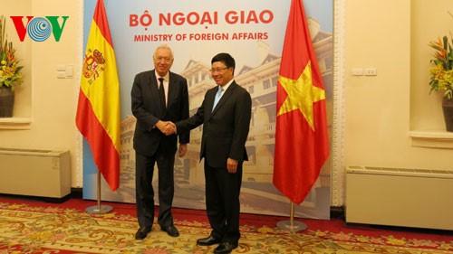 Relaciones Vietnam-España después de 40 años: quedan muchas potencialidades  - ảnh 1