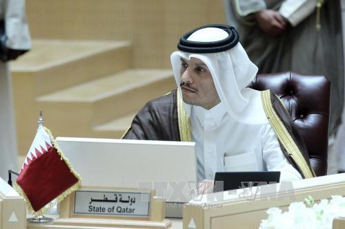 Qatar afirma estar abierto a esfuerzos mediadores en la crisis del Golfo - ảnh 1